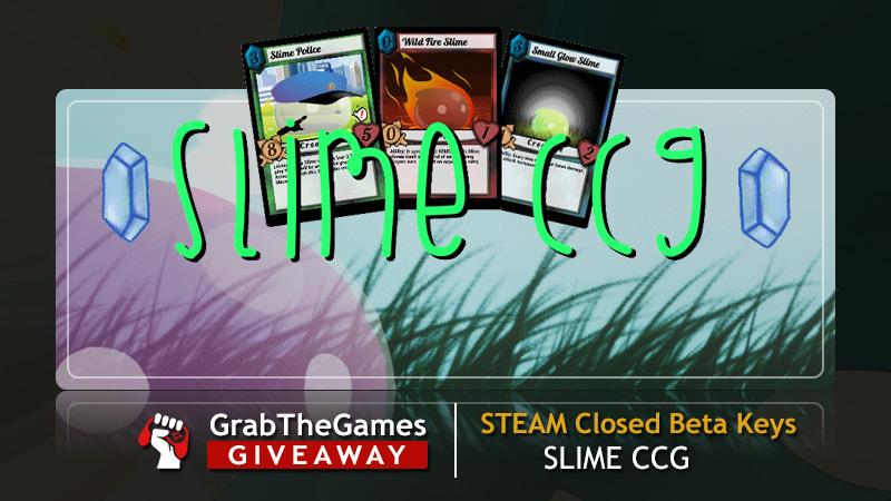 Free Steam Keys Slime CCG Closed Beta<