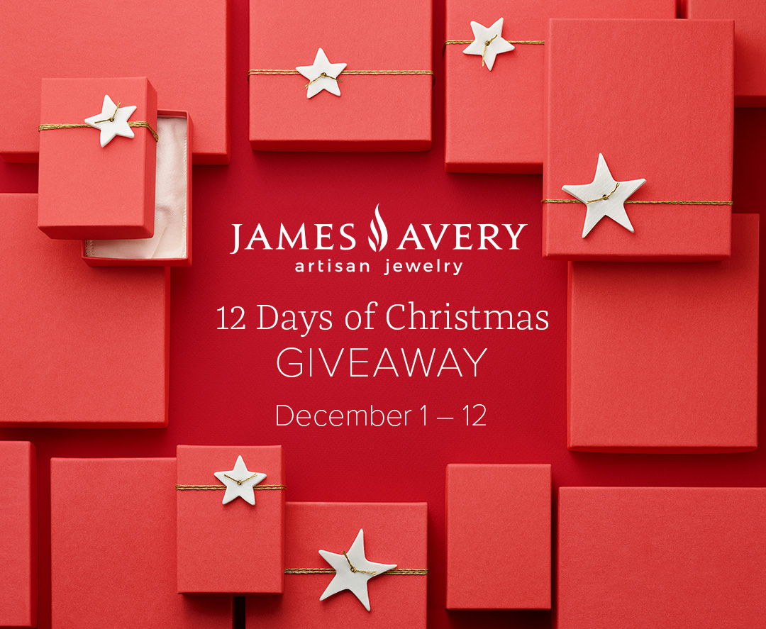James Avery 12 Days of Christmas Giveaways