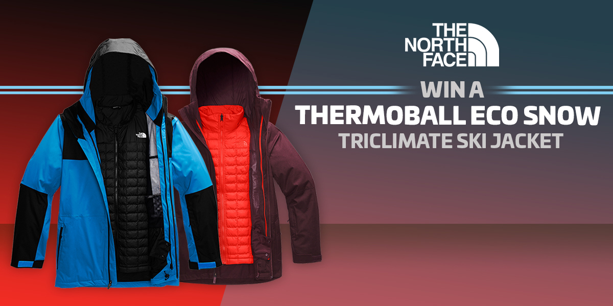 Skis.com The North Face Giveaway